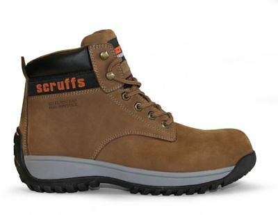 Scruffs  Typhoon Boots Safety Shoes  boots Dusk 10 UK  steel toe cap switchback