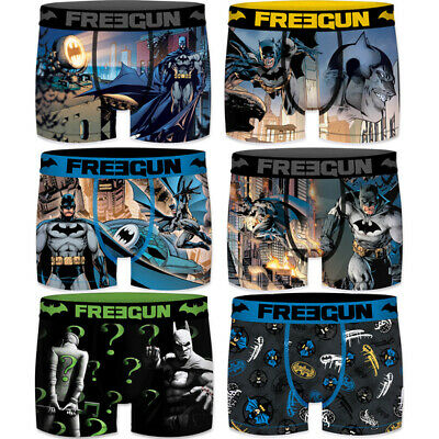 Pack 6Pcs Infantil Surtido Batman Freegun