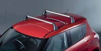 NEW Genuine Suzuki SWIFT 2011-2016 Lockable ROOF BARS RACK POLES 990E0-68L33