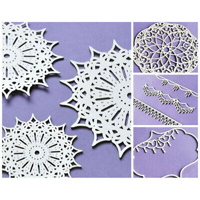 WYCINANKA Ornaments Craft Shapes for Card Making Chipboard Cut-out Embellishm...
