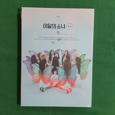 Loona x x Mini Repackage Album Limited A ver. Sealed New