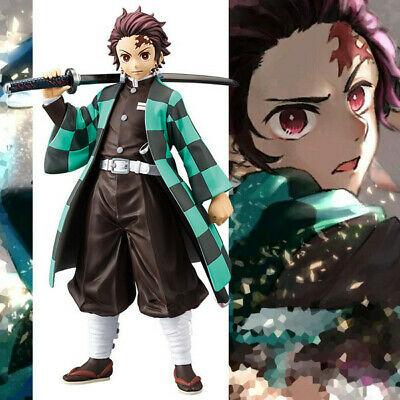 Kamado Tanjirou Demon Slayer Kimetsu no Yaiba PVC Figure Toy 15cm No box