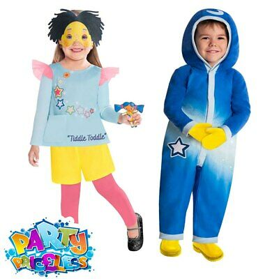 Kids Boys Girls Moon and Me Fancy Dress Costume Licensed Toddler Child Outfit