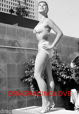 "Gorgeous Actress a Young ""Yvonne Craig"" 60s TV ""BatGirl"" ""Pin-Up"" PHOTO! #(27b)"