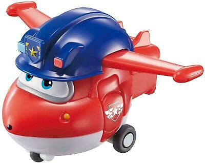 Super Wings Mini Police Jett Transform-a-Bots Toy Kids 5cm/2'' +3 years