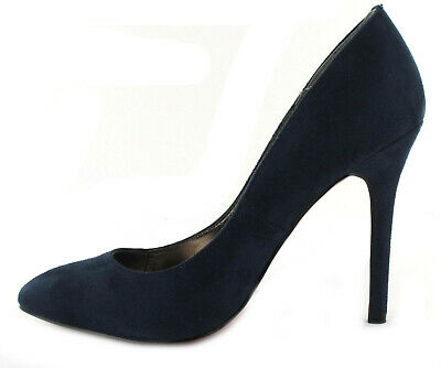 LA STRADA PUMPS Gr. 37 Velours schwarz Damen High Heels