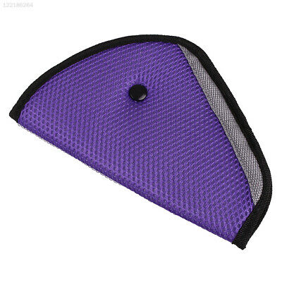 1666 Purple Car Car Seat Belt Adjuster Cars Outdoor Protector Baby Child Device