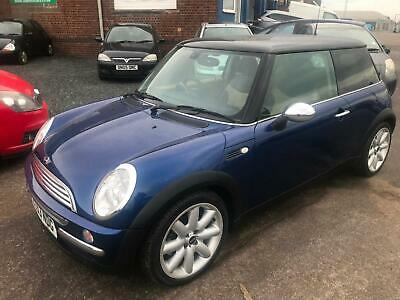 Mini Mini 1.6 ( Chili ) Cooper3 DOOR HATCH ONLY 70,000 MILES WITH FULL LEATHER