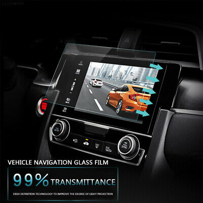 Transparent 5inch Car DVD Protective Films GPS Screen Protector Dustproof HD