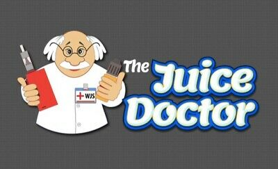 Juice-Doctor Premium E-Liquid Vape Juice 3x10ml 0mg,3mg,6mg,12mg,18mg nicotine
