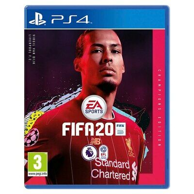 BUY NOW! FIFA 20 Champions Edition PS4 KIDS BOYS