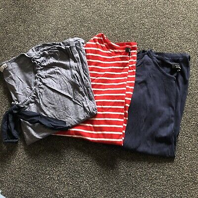 Maternity top bundle New Look & Mothercare Blooming Marvellous Size 10