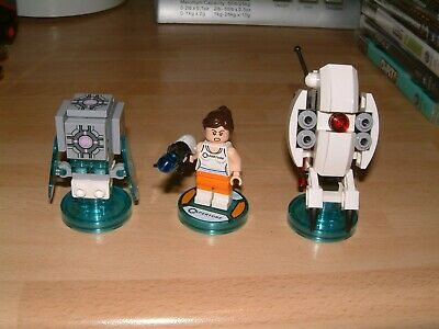 Portal 2 Lego Dimensions Level Pack Xbox One 360 Ps3 Ps4 Wii U