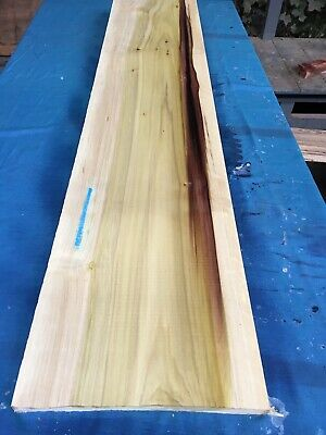 Tulipwood /poplar Lumber/Boards - /Exotic Wood/Joinery 53 x 11.5 x 1""