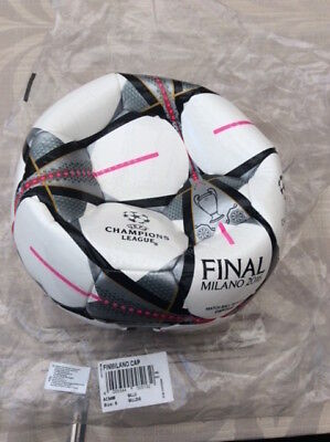 Adidas Champions League Milano Adult  Finale Capitano Football Size 5 New in Bag