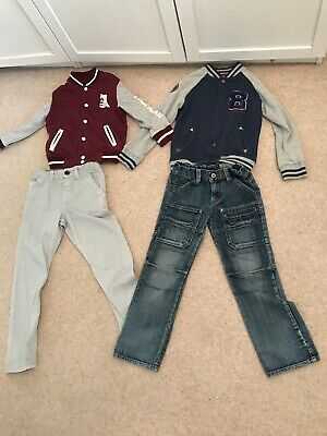 Bundle Of 4 Boys Smart Clothes Size 6-7 Yrs ZARA, F&F, NEXT