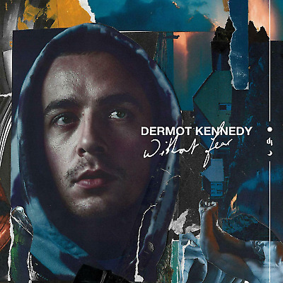 DERMOT KENNEDY 'WITHOUT FEAR' NEW CD - Released 04/10/2019