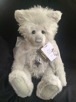 Charlie Bears Darby Mohair/Alpaca Isabelle Collection SJ5584A under RRP