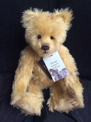 Charlie Bears Heritage Isabelle Collection Mohair under RRP