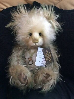 Charlie Bears Forbes Isabelle Collection Mohair SJ5572 under RRP