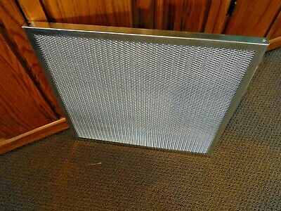 Air Care Electrostatic Air Filter 19.625 x 19.625 x 1
