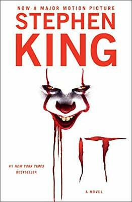 It: A Novel - Stephen King (Paperback) - Real book