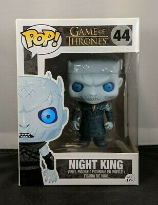 Funko Pop! Game of Thrones - Night King #44  COMMON VARIANT  2016 RELEASE