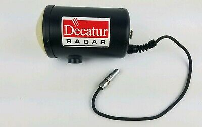 Decatur Genesis I 1 K Band Radar Antenna - Tested & Working