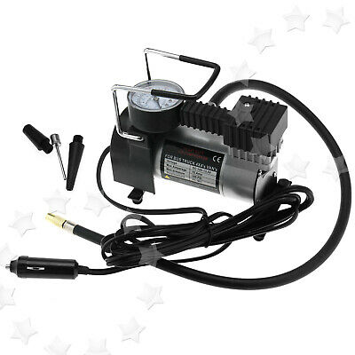 AUDI A7 RS7 SPORTBACK 13-ON 12V 150PSI Deluxe Air Compressor Car Tyre Pump