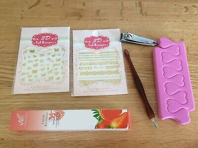 Brand New Nail Care Items Mixed Lot