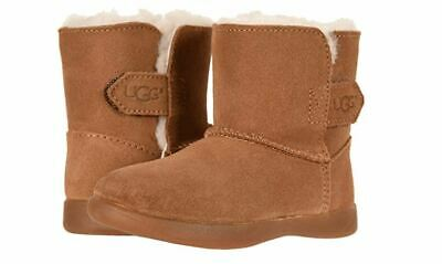 New Toddler Infant Baby Ugg 2019 Boot Keelan Chestnut Original 1096089T