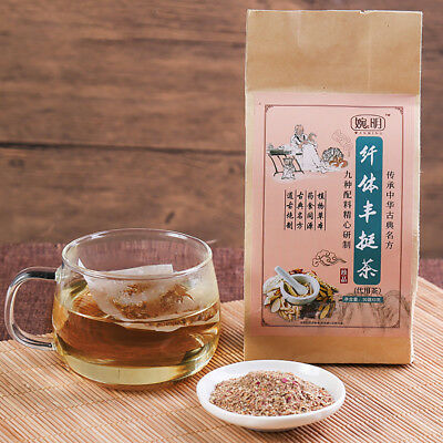 Sn_ 30 Bag Teabags Winter Melon Body Slimming Breast Enhancement Herbal Tea Su
