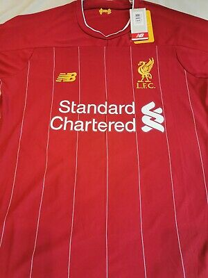 Liverpool 2019/2020 Home Club Shirt - Adult Size Small