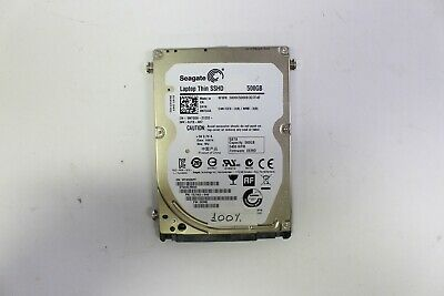 500GB Seagate Laptop Thin 7mm 2.5 SSHD Solid State Hybrid Hard Drive ST500LM000