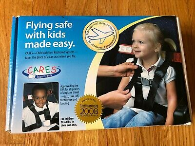 CARES Kids Fly Safe Travel Harness-EUC!