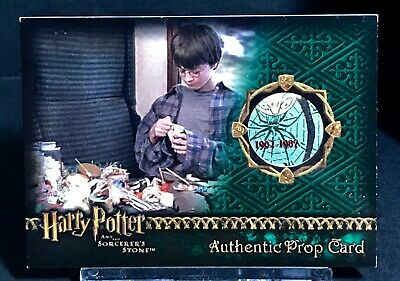 Harry Potter Prop Card Wizard Candy #33 Sorcerer's Stone