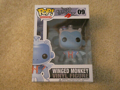 Funko Pop! Winged Monkey #09 Wizard of Oz Vaulted! Brand New & Ships ASAP!