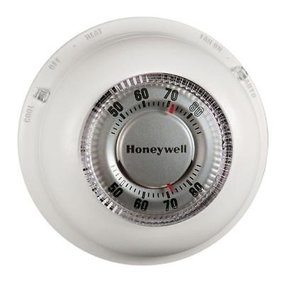 Honeywell Round Heat/Cool Programmable Thermostat CT87N