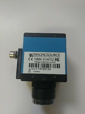 """1PC IMAGNG DMK 41AF02 1/2"""" 1394a Interface B A W CCD industrial camera#SS"""