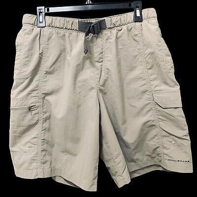 COLUMBIA Men/'s WHIDBEY Printed Water Shorts//Trunks Omni-Shade UPF 50 Adj Waist
