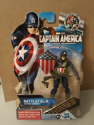 Captain America Concept Series Battlefield AF CA6 BRAND NEW AND SEALED RARE!!