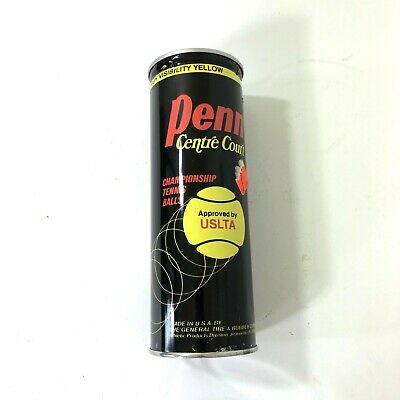 Thermos Penn Tennis Balls General Tire Can Centre Court Championship USA