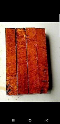 Red mallee Burl Pen Blanks