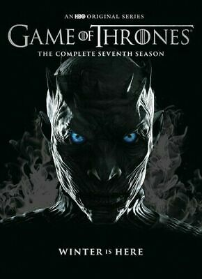 Game of Thrones: The Complete Seventh Season 7 (DVD,2017)