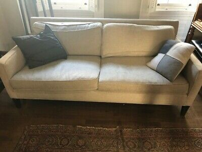 Amazing Crate And Barrel Davis Sectional 3 Piece 2 000 00 Picclick Andrewgaddart Wooden Chair Designs For Living Room Andrewgaddartcom