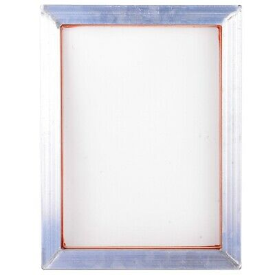 A3 Screen Printing Aluminum Frame 31X41Cm with White 43T Silk Print Polyest X7K3