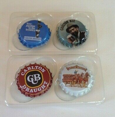 Carlton Draught Classic Collectables Fridge Magnets