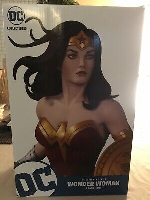 DC collectibles Designer Series Wonder Woman Frank Cho Statue
