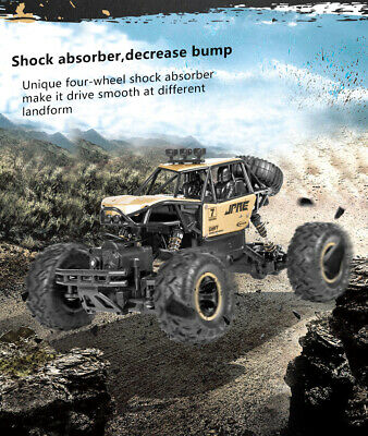 2.4G RC Car 1/14 4WD Scale High Speed Remote Control Car Off Road Electric Truck