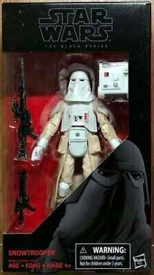 "Hasbro Star Wars The Black Series # 35 Snowtrooper 6""inch Action Figure in stock"